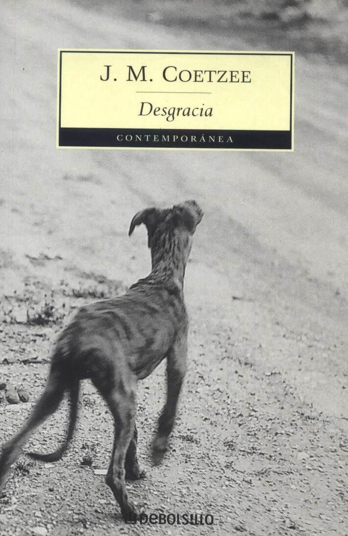 DESGRACIA, de John M. Coetzee