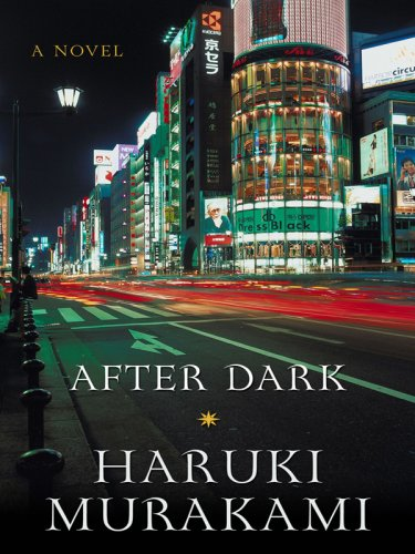 AFTER DARK, de Haruki Murakami