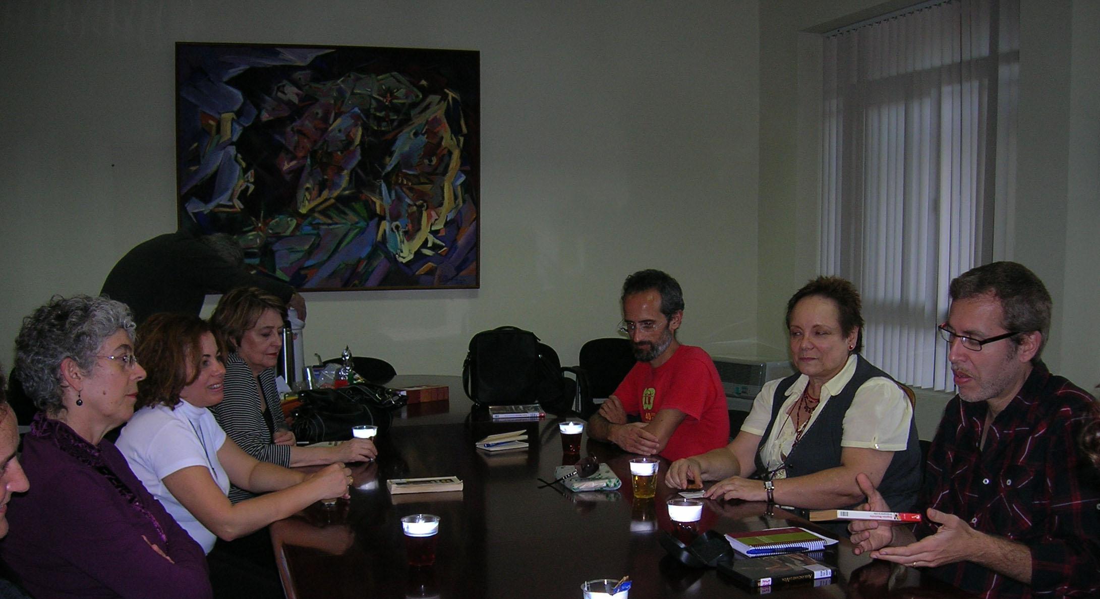 Imágenes del libro fórum de Arráncame la vida (14 de abril 2011)