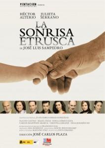 Adaptación  teatral de la sonrisa etrusca