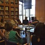 Imágenes del libro forum con Alexis Ravelo (III)