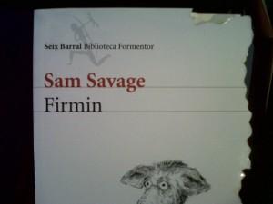 """Sam Savage: """"Los libros nos dan una vida humana"""""""