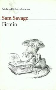 Firmin, de Sam Savage