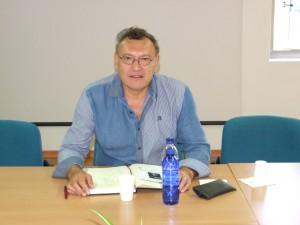 Momentos del libro fórum con Néstor Ponce