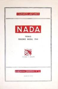 """El Premio """"Eugenio Nadal"""" y Carmen Laforet."""