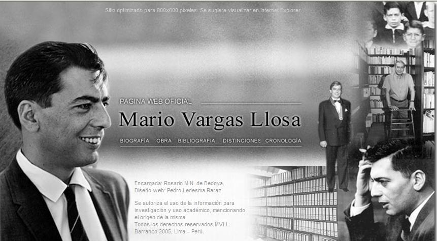 Vargas Llosa y el erotismo