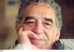 Gabriel García Márquez en fotografía de la Agencia EFE