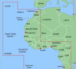 Pista2. Islas Atlánticas
