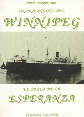Los españoles del Winnipeg