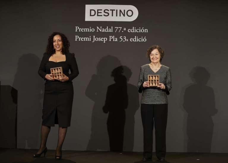 Premio Nadal y Josep Pla 2021